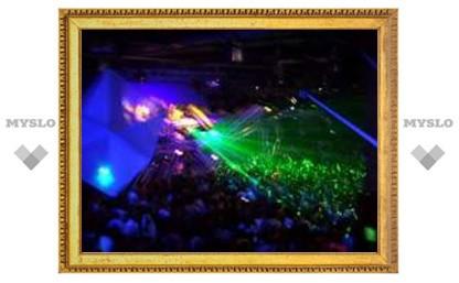 Самый большой танцпол Тулы - вечеринка до утра!