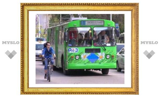 В Туле запретят ездить на частном транспорте