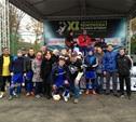 «Слобода» и Myslo собрали друзей на футбольном поле!
