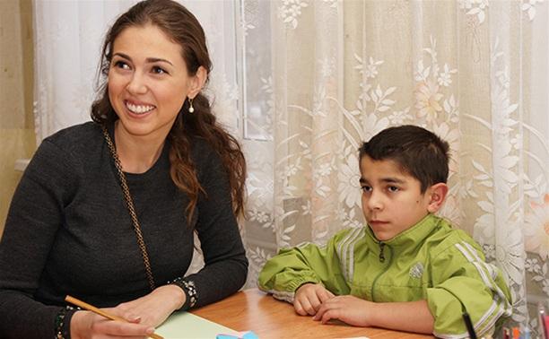 1 300 волонтёров помогли тульским детям-сиротам в 2013 году