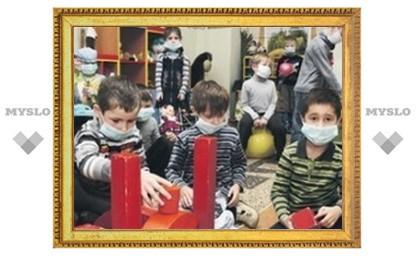 285 туляков болеют свиным гриппом