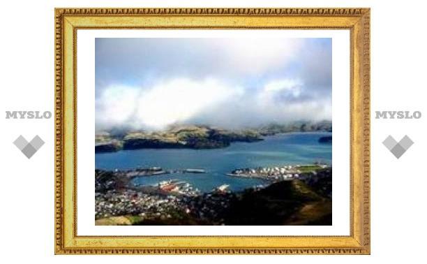 На второй день пребывания в Новой Зеландии турист выиграл в лотерею миллион