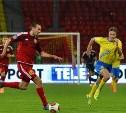 Кутьин попал в «шорт-лист» лучших футболистов ФНЛ за сентябрь
