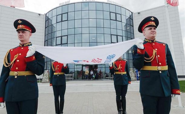 В Туле открыли парк «Патриот»: большой репортаж