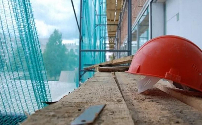 Несчастный случай в Алексине: мужчина сорвался с трёхметровой высоты