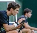 Тульский теннисист Андрей Кузнецов прошел в 1/8 турнира в Майами