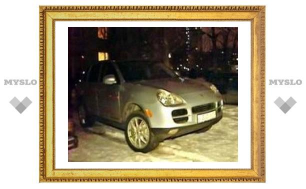 Преступники могли сымитировать угон Porsche погибшей модели Анны Логиновой