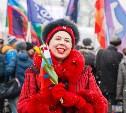 Сотни туляков собрались на концерте в честь годовщины воссоединения России и Крыма