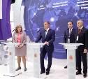 Алексей Дюмин пригласил участников ПМЭФ-2018 в Ефремов