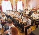 Детский оркестр «Арсенал Брасс» готовится к московскому фестивалю