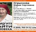 В Тульской области пропала 88-летняя женщина