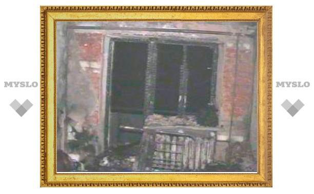 В тульской пятиэтажке взорвался бытовой газ