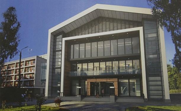 В 2018 году в Ясной Поляне появится фестивальный центр с залом-трансформером
