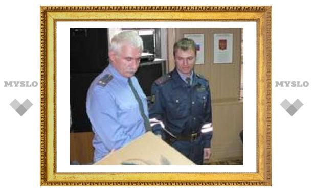 Тула выбрала лучшего инспектора ГИБДД