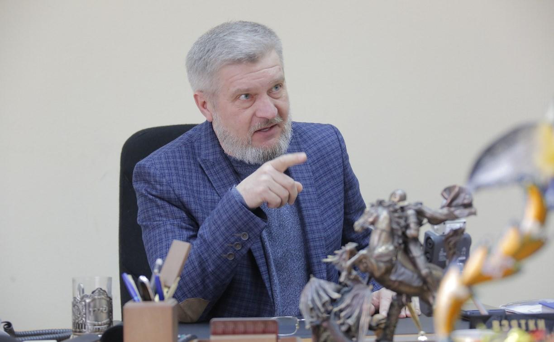 Александр Балберов: «Теперь барана даже козлом назвать нельзя!»