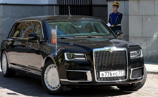 Алексей Дюмин мечтает о лимузине Aurus