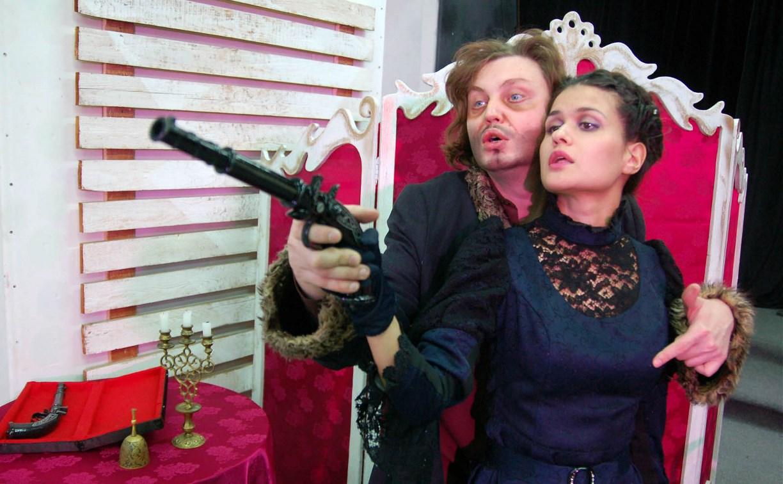 В театре «Эрмитаж» представили обновленный спектакль по рассказам Чехова