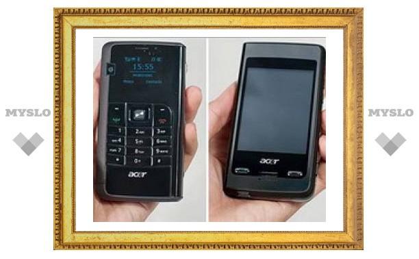 Acer разработал двухсторонний коммуникатор