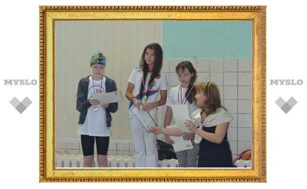 Тулячка Таисия выиграла пять золотых медалей!