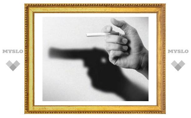 Ученые: никотин стимулирует мозговую деятельность