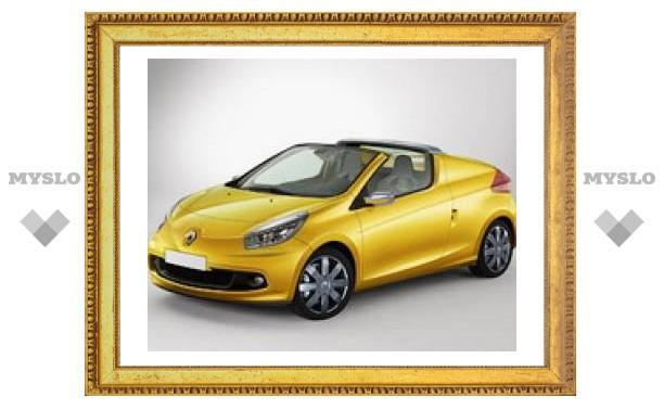 Компания Renault подтвердила разработку открытого Twingo