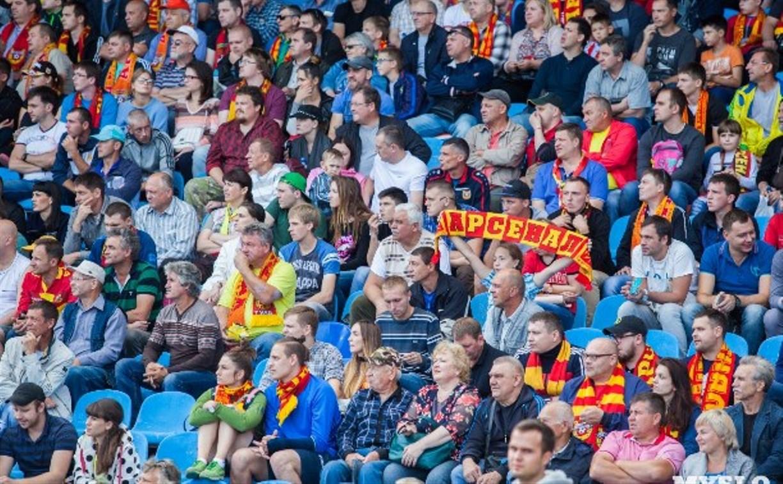 В кассах Центрального стадиона стартовала продажа билетов на матч «Арсенал» – «Динамо»