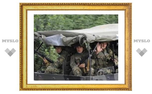 На Северном Кавказе ранили тульского спецназовца