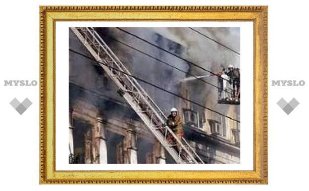 Спасатели прекратили поиск тел погибших в сгоревшем московском вузе