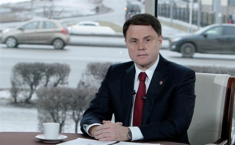 Тульские бизнесмены задали губернатору Владимиру Груздеву более 500 вопросов