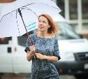 Последние летние дни в Тульской области будут дождливыми