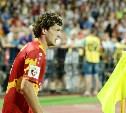 Нападающий «Арсенала» Хызыр Аппаев: «Хочу проявить себя на поле с лучшей стороны»