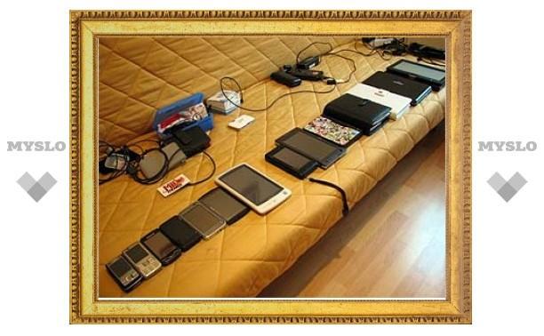 Производство мобильных устройств удвоится к 2014 году