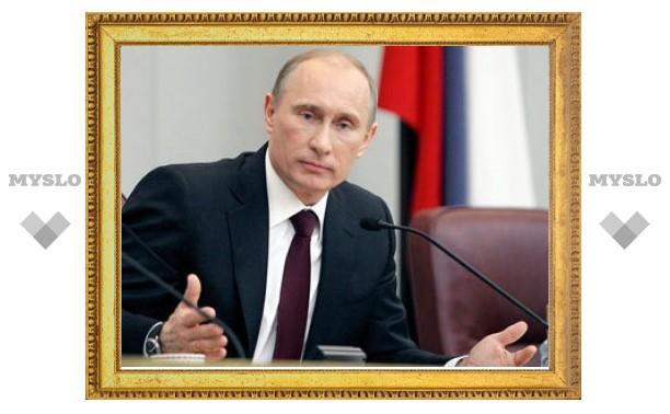 Путин разрешил вступать в Народный фронт частным лицам