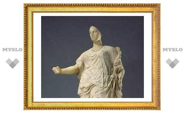 Американский музей Гетти вернет Италии статую Афродиты