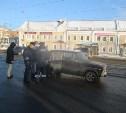 В Туле на ул. Октябрьской «классика» сбила пенсионера