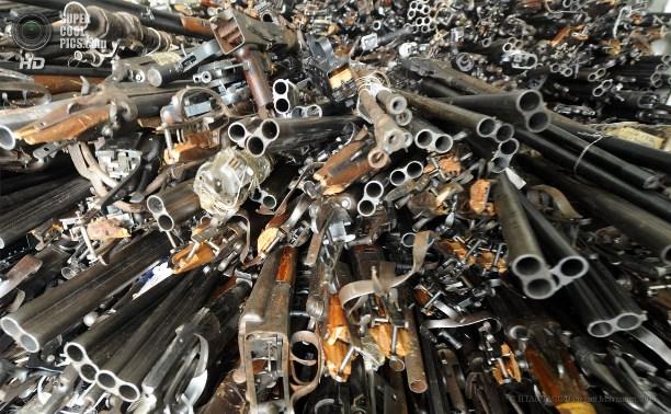 В Тульской области началась операция «Оружие»