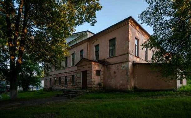 В Чекалине реставрируют историческое здание казначейства