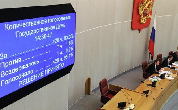 Четверть россиян довольны новыми законами