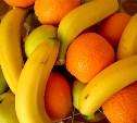 Россияне стали есть меньше апельсинов и бананов