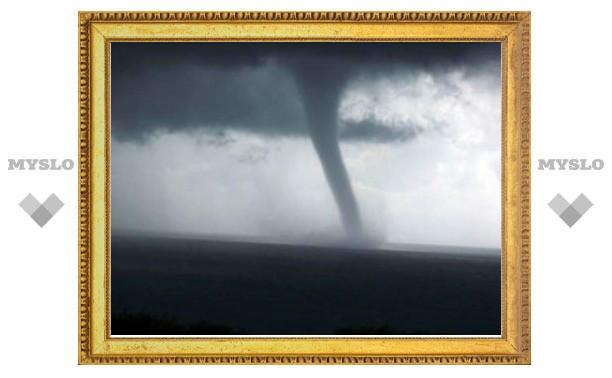 На Новую Зеландию обрушился торнадо