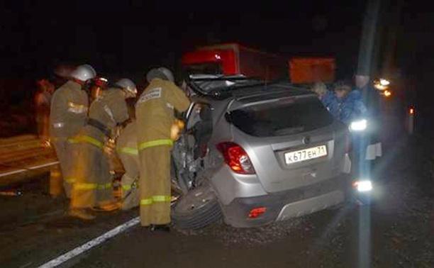 В аварии на трассе «Дон» погибли три человека