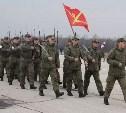 В Туле состоялась первая репетиция парада Победы