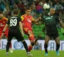 «Краснодар» всухую обыграл «Арсенал» — 2:0