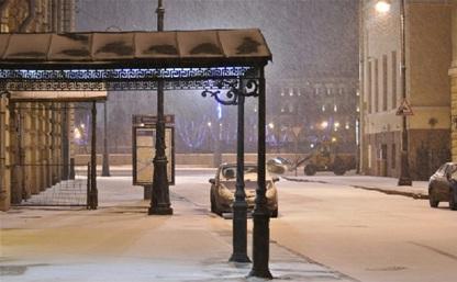"""Руководство Тулы объяснило проблемы с расчисткой снега его """"высокой плотностью"""""""