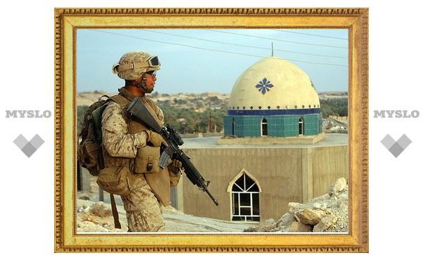 В Ираке убиты пятеро американских военных