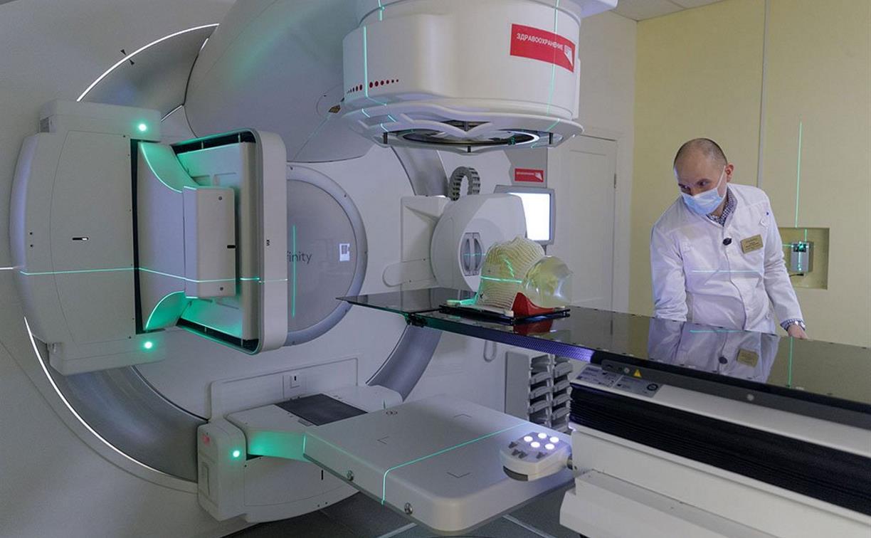 Тульский областной онкодиспансер получил новый линейный ускоритель