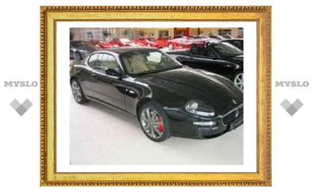 Maserati Cambiocorsa на три месяца забыли на штрафстоянке
