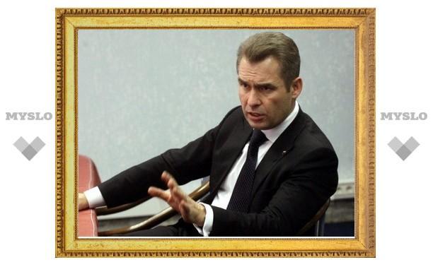 Павел Астахов о визите в Тулу: «Число разводов и отказных детей увеличивается»