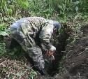 В Тульской области обнаружена братская могила 29 красноармейцев