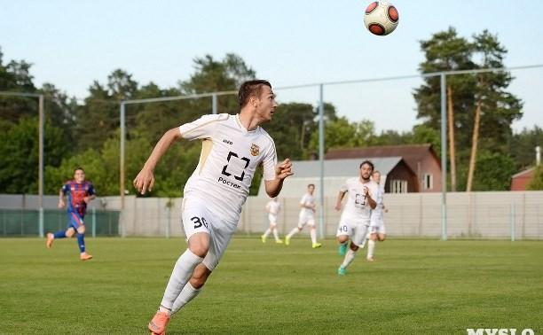 Новичок «Арсенала» Никита Бурмистров: Главное — забивать в официальных матчах